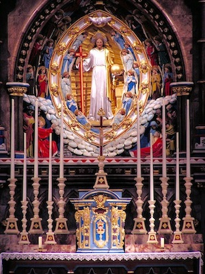 St Stephen's vision