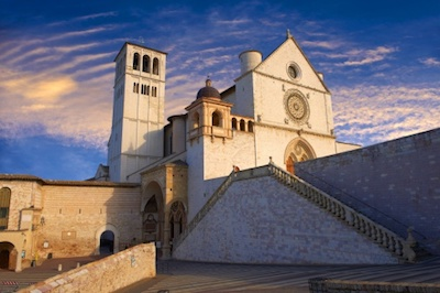 Basilica Francis exterior