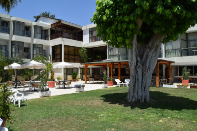 Ron Beach Hotel by the side of the Galilee