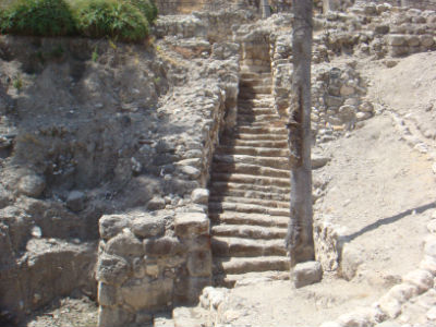 Excavations of Megiddo
