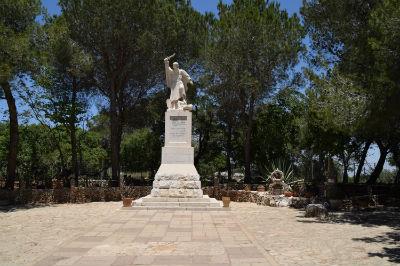 Mukraqa the place of Elijah's sacrifice on Mt Carmel