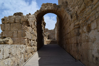 Entrance to Amphitheatre