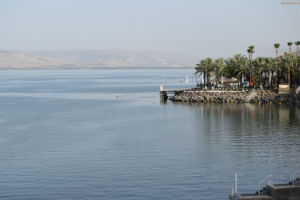 Beside the Galilee