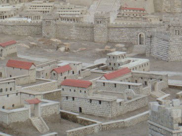 Model of Old Jerusalem