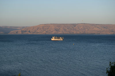 Sea of Galilee & Golan Heights