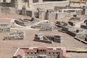 Model of Old Jerusalem