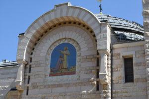St Peters Church in Galicantu