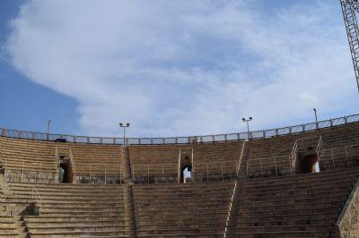 Amphitheatre at Caesarea