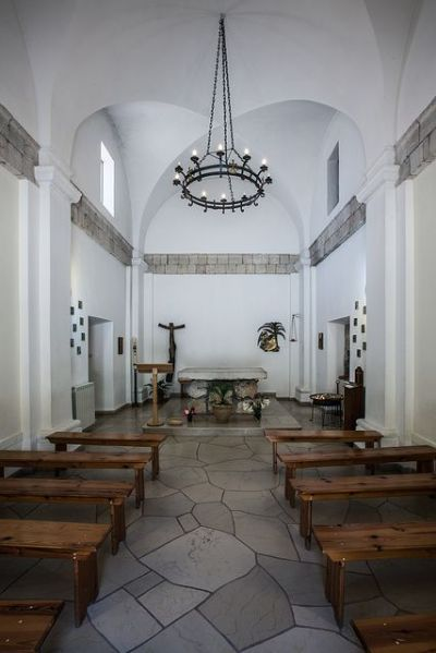 Church on Mount Carmel