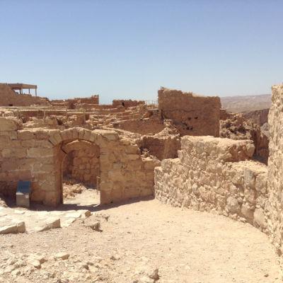 On Masada