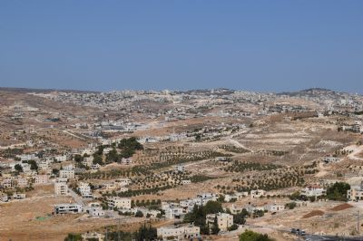Villages on the outskirts of Bethlehem
