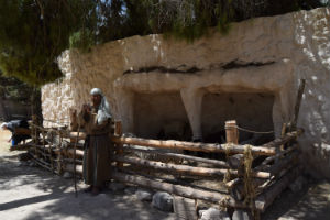 Sheep pen (Nazareth Village)