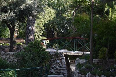 In the garden (GardenTomb) Jerusalem