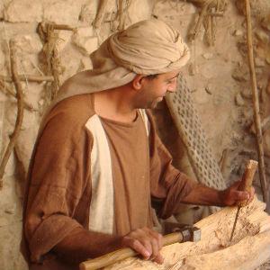 Carpenter (Nazareth Village)