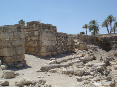 The city of Megiddo dates back approximately 8,000 years