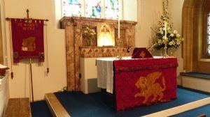 st marks altar