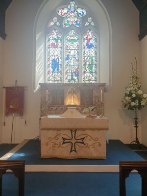 altar rogation sunday