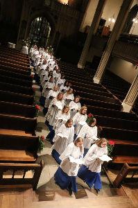 St Luke's Choir