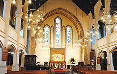 History - Church Interior