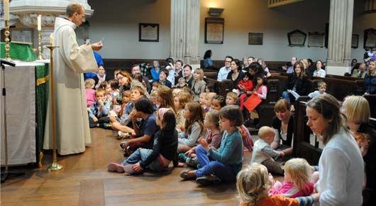 Children - All Age Service