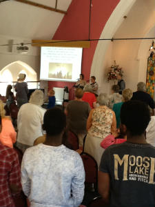 Sunday Morning Congregation