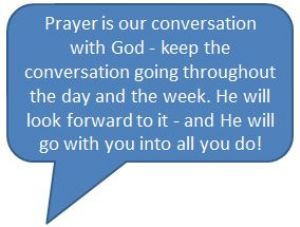prayerbubble