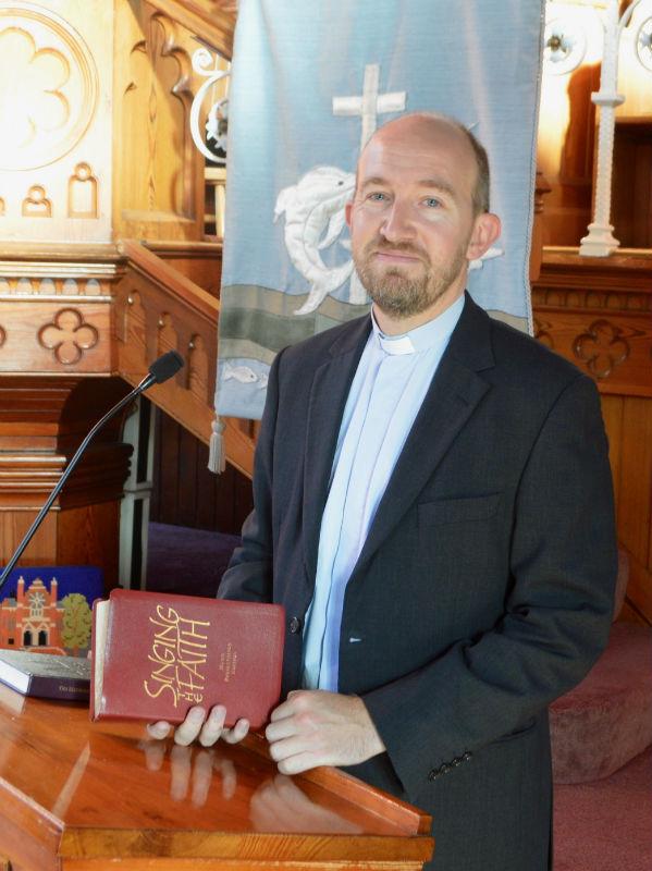 Revd Geoffrey Farrar