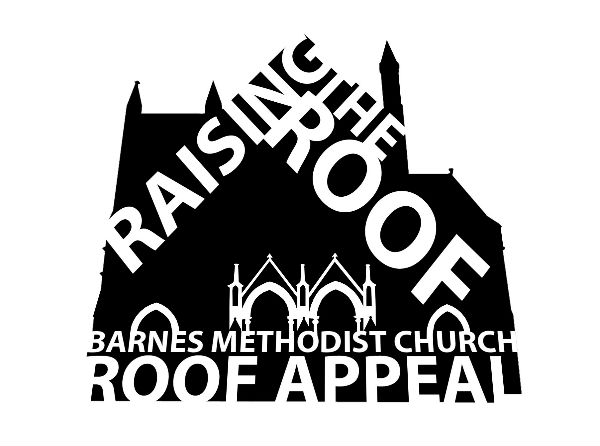 Raising the Roof logo BW