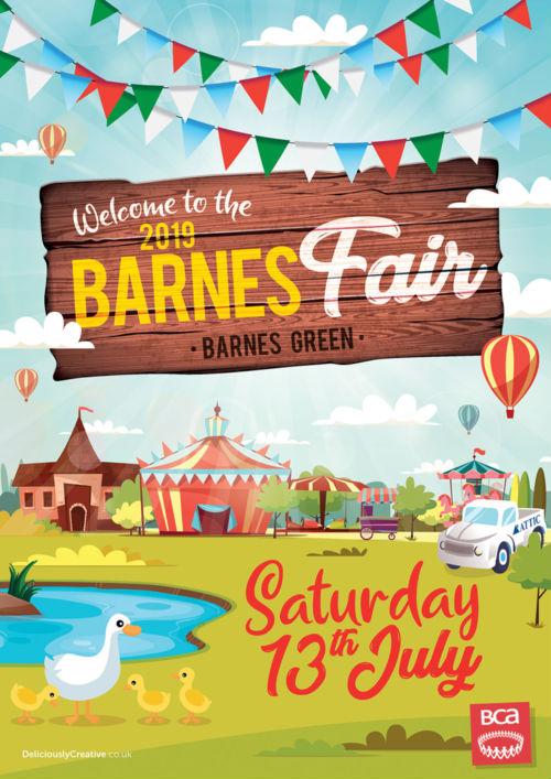Barnes Fair 2019