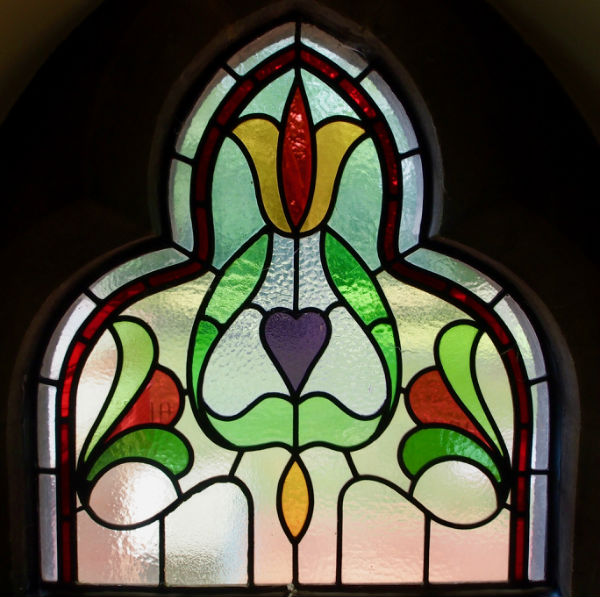 BMC Stained Glass