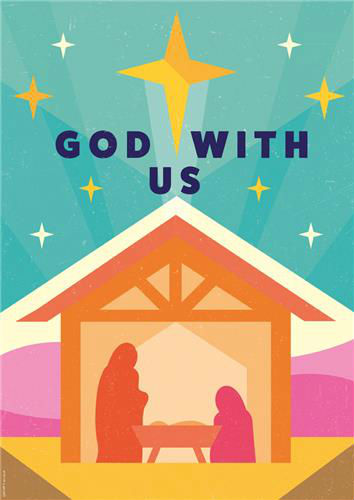 God with us poster