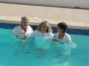 Linda Baptism