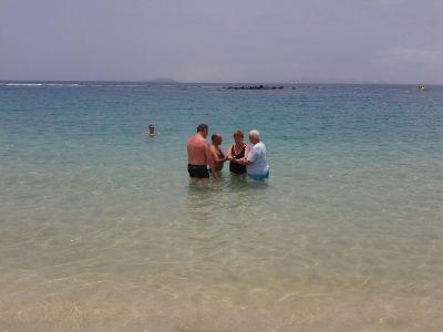 Ann De Smet Baptism.