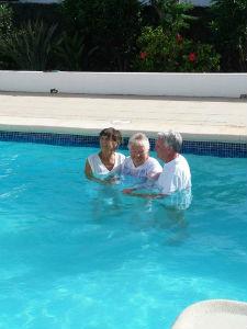 Lynn Baptism.
