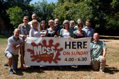 Messy Church Team