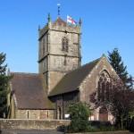 St Laurences church building