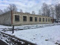 Disused school building