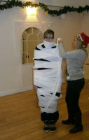 Mummified Helper