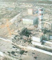 damaged no. 4 reactor