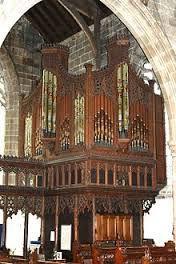 Tideswell Organ