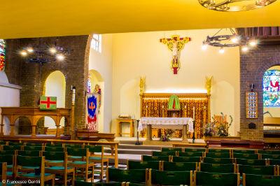 Altar  Pulpit