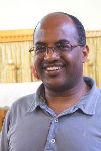 Fr.Habte Project Manager