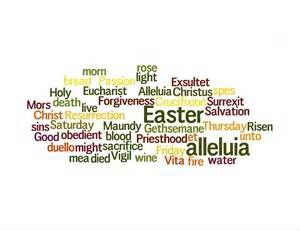 Easter - modern logo