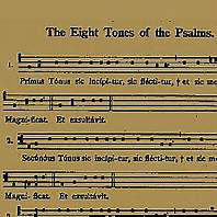 8 Tones of the Psalm