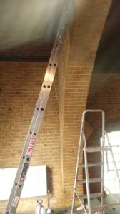 Refurb Gallery ladder