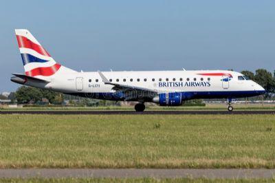Photo of British Airways Plane on runway