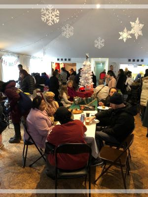 Hall get together Christmas Bazaar1st Dec 2019