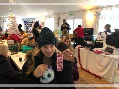 LuckyTicket Christmas Bazaar1st Dec 2019