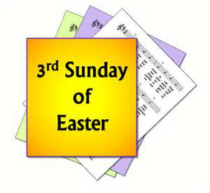 Easter 3rd sunday