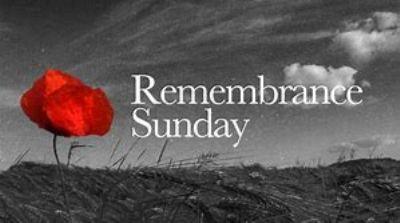 Remembrance Sunday Nov